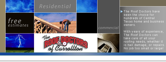The Roof Doctors ::::::::: WELCOME